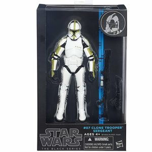 Clone trooper Sergeant Black Series for Sale in Pittsburg, CA