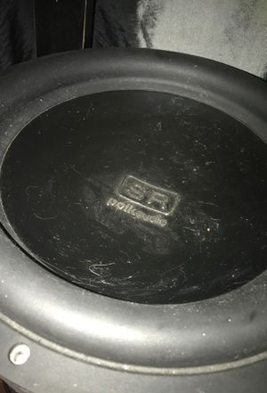 Sr Polk audio 12 inch subwoofer for Sale in Berea, OH