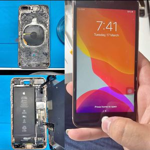 iPHONE seven 6 7 8 X Xr X's max screen battery back glass for Sale in Garner, NC
