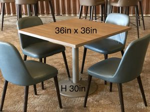 Modern Restaurant Tables and Chairs for Sale in Chula Vista, CA