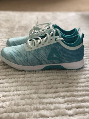 Size 7 Women's Reebok trainer (no box) for Sale in Los Angeles, CA