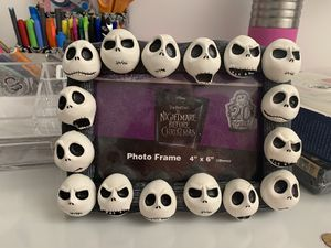 Nightmare Before Christmas Photo Frame for Sale in Miami, FL