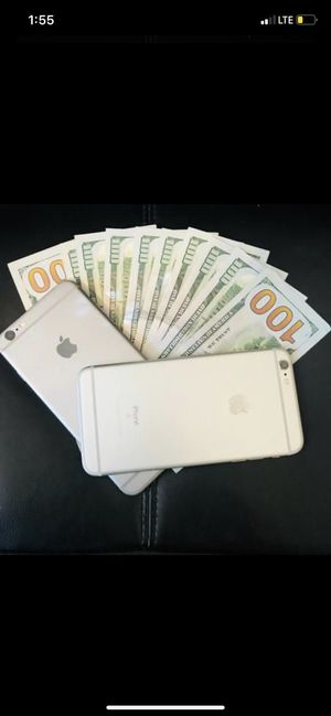 Cash for iPhone 6s, 7S and 8S for Sale in Midwest City, OK