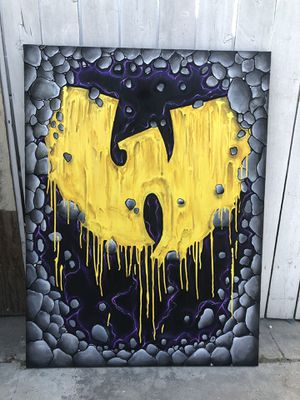 WuTang Painting for Sale in Lawndale, CA