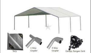 New canopy carport tent 10x10 for $85 (available different sizes)🔴welcome to our store 🔴 for Sale in Tampa, FL