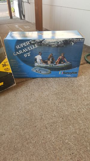 Inflatable boat for Sale in Newberg, OR