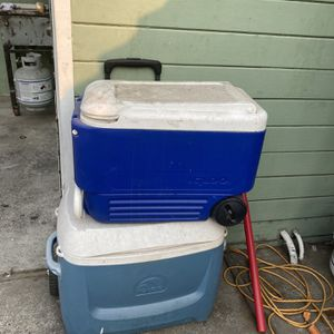 ice coolers for Sale in Manteca, CA