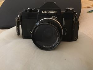 Vintage Nikkormat for Sale in Cleveland Heights, OH