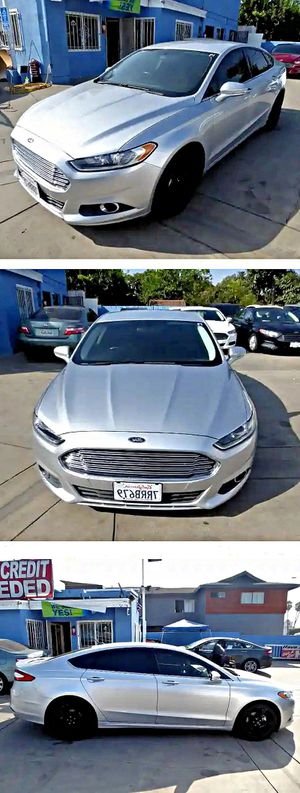 2016 Ford Fusion SE for Sale in South Gate, CA