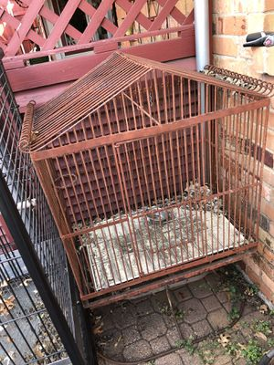 Bird cage for Sale in Duncanville, TX