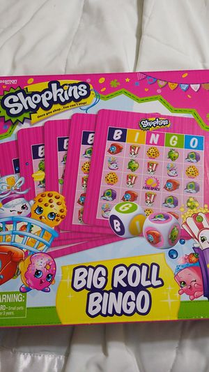 Shopkins Bingo Game for Sale in Hialeah, FL