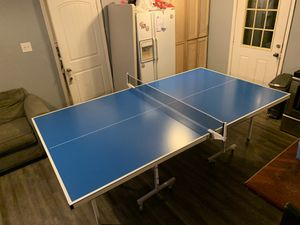 Stiga XTR Indoor/Outdoor Ping Ping Table for Sale in Port Arthur, TX