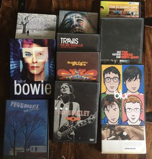 Set of 11 Music DVDs for Sale in Portland, OR