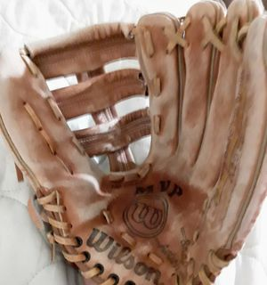 "Wilson A2975 MVP snap action softball glove 12"" for Sale in Fresno, CA"