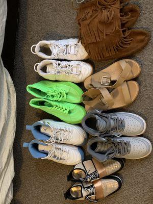 Shoes( check description) for Sale in St. Louis, MO