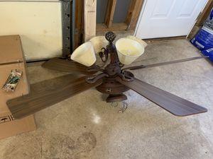 Hunter ceiling fan for Sale in Bristow, VA