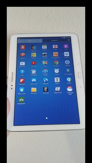 """SAMSUNG GALAXY TAB , 10.1"""" inches 16GB WIFI ,UNLOCKED GOOD CONDITION for Sale in Los Angeles, CA"""