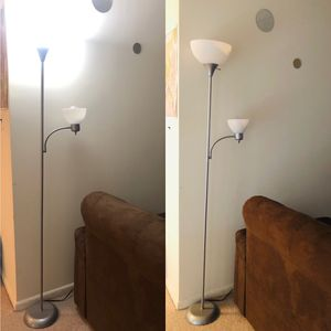 2 floor lamps for Sale in Pittsburgh, PA