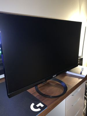 Aced R240HY 24inch 1080p IPS monitor for Sale in Belmont, CA