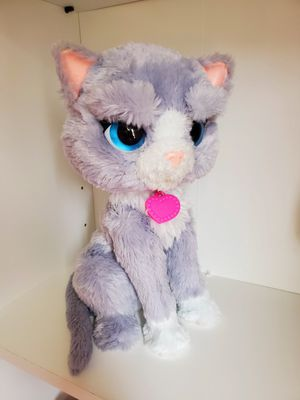 Furreal Friends Cat Interactive Toy for Sale in Everett, WA