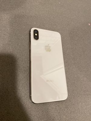 IPhone X 64gb T-mobile Unlocked for Sale in San Diego, CA