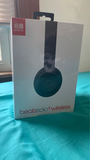 Beats solo wireless for Sale in Suffield, CT