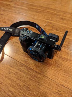 Sony Alpha a6000 Mirrorless Digital Camera 24.3MP SLR for Sale in Portland, OR