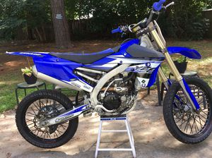 17 YZ450F for Sale in Richmond, VA