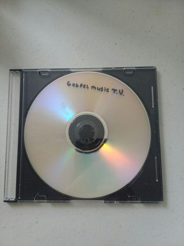 Gospel music dvds