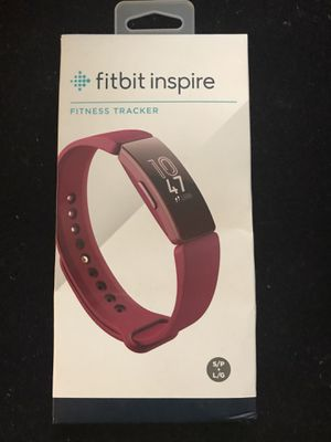 Fitbit Inspire Fitness Tracker for Sale in Columbia, MD