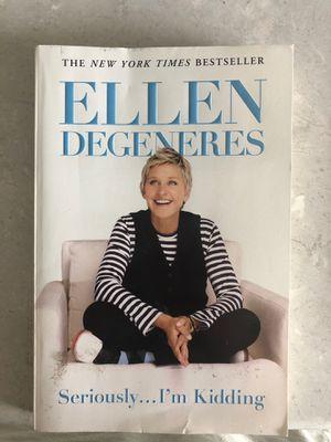 Free Ellen book for Sale in San Diego, CA