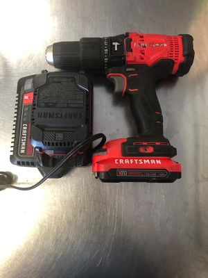 craftsman drill, i'm asking $50 for Sale in Jacksonville, FL