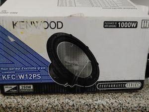 Brand new 12 inch speaker in box!!! for Sale in Richmond Hill, GA