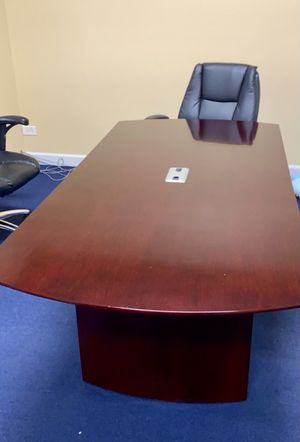 Mayline Napoli Series 6' Conference Table for Sale in Chicago, IL