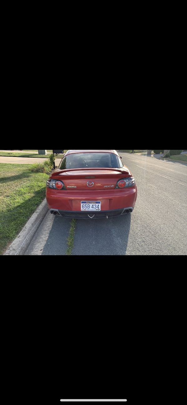 2004 MAZDA RX8 | 6-Speed Manual | Well Maintained