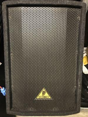 I have 2 Pro Audio passive Floor/Wedge Monitors for Sale in Killeen, TX