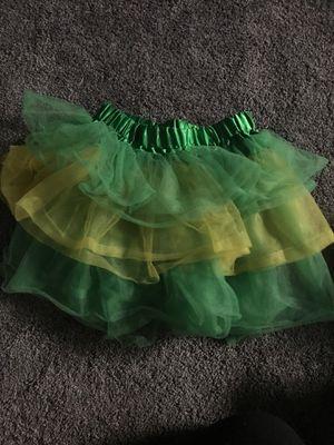 Green tulle skirt (toddler size) for Sale in Norwalk, CA