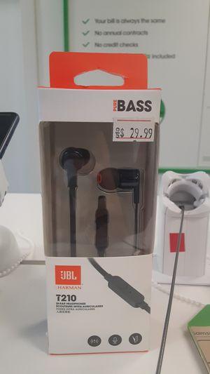 JBL in ear headphones for Sale in Salisbury, MD