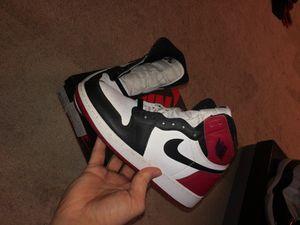 Jordan 1 black toe 2016 for Sale in St. Peters, MO