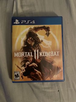 Mortal Kombat 11 For Ps4 Like New  for Sale in Alhambra, CA