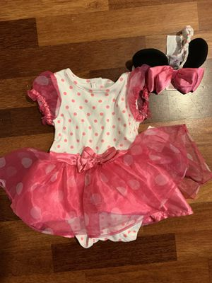 New with tags 12/18m Minnie outfit from Disney store for Sale in Gilroy, CA