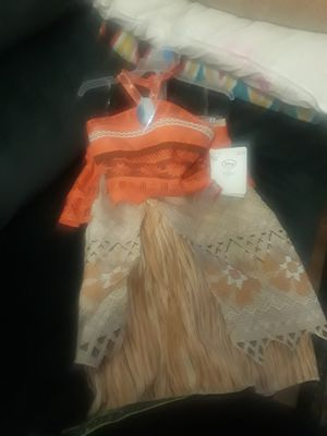 Moana costume for Sale in Portland, OR