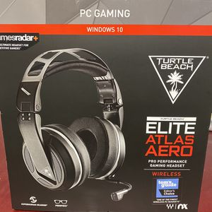 Turtle Beach Elite Atlas Aero Wireless gaming Headset Headphones for Sale in Gurnee, IL
