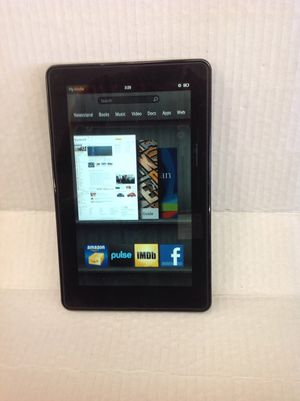 "7"" TABLET Kindle fire 8gb - PRICE IS FIRM for Sale in Columbus, OH"