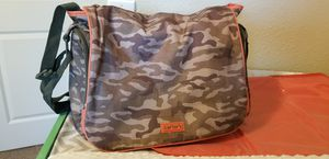 Carters Camo Diaper Bag for Sale in Vacaville, CA