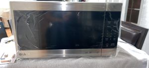 NeoChef 2.0 cu. ft. Countertop Microwave in Stainless Steel for Sale in Port St. Lucie, FL