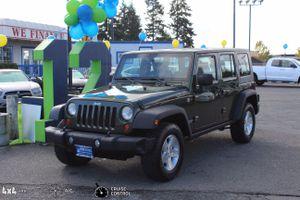 2008 Jeep Wrangler for Sale in Everett, WA