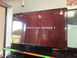 "50"" Roku Tv for Sale in Port St. Lucie, FL"