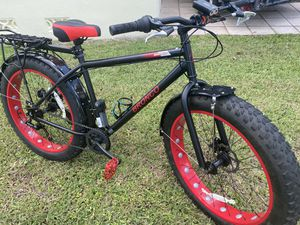 26 fat tire bicycle for Sale in Miami, FL
