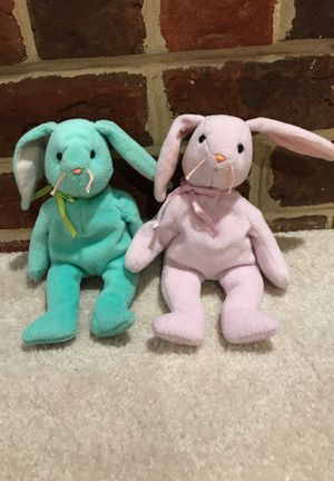 Hippity and Floppity Beanie Baby Pair for Sale in Great Falls, VA